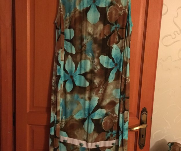 Платье с жакетом новое 62р. Фото 2. Москва.