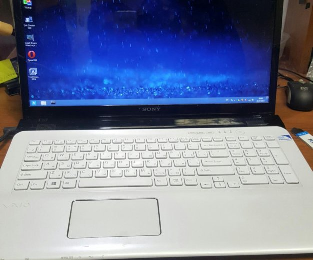 Ноутбук sony. Фото 3.