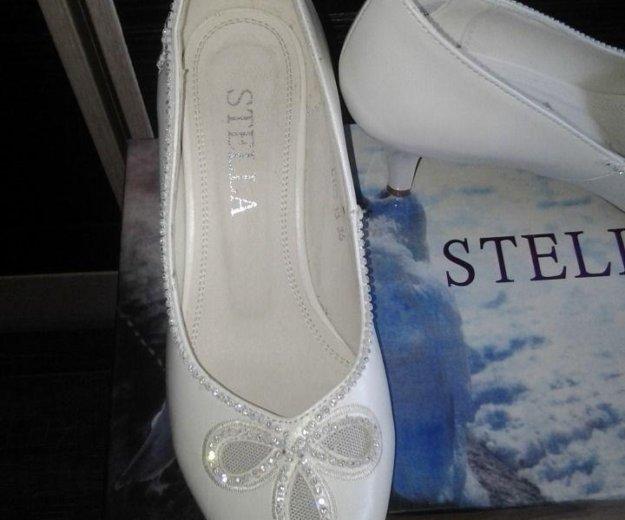 Свадебные туфли. Фото 1. Самара.