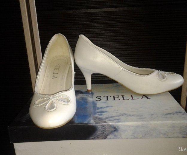 Свадебные туфли. Фото 2. Самара.