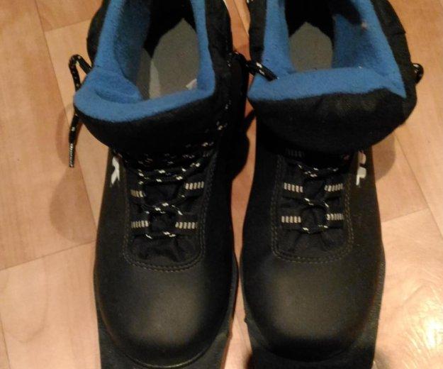 Лыжные ботинки. Фото 3. Тольятти.