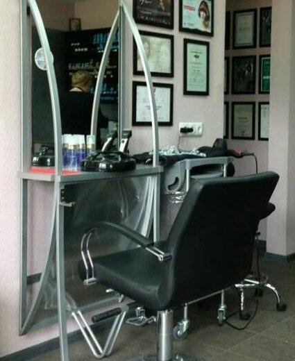 Рабочее место парикмахера. Фото 1. Одинцово.