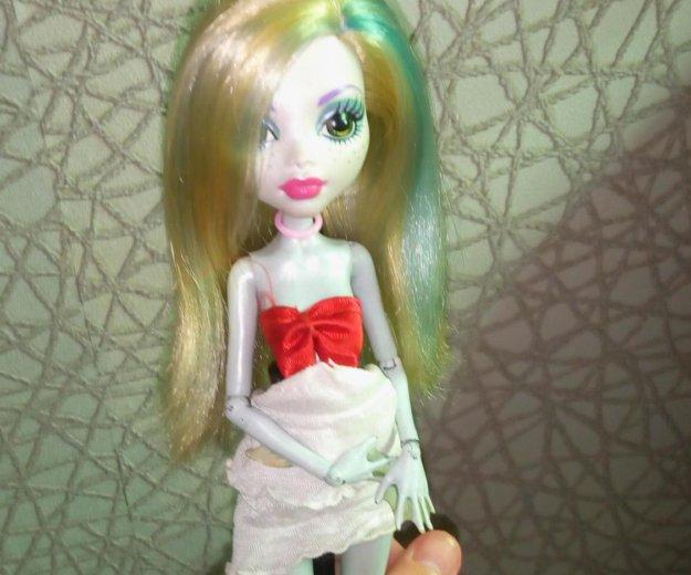 Кукла монстер хай лагуна. Фото 1. Санкт-Петербург.