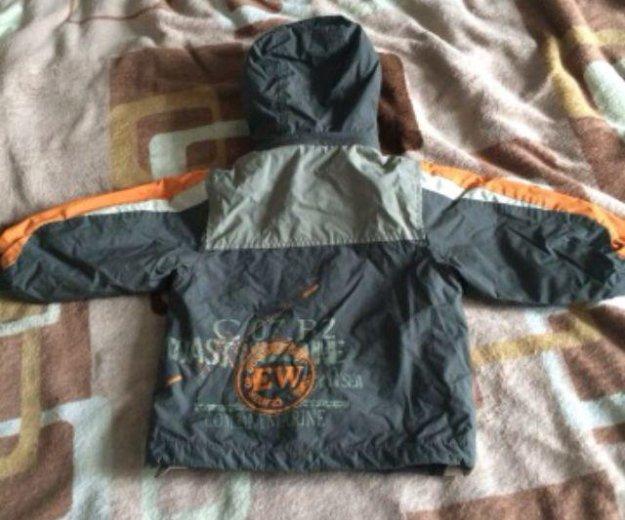 Куртка-ветровка для мальчика на 1-2 (86-92) года. Фото 2. Москва.