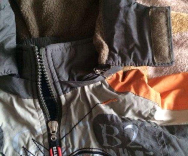 Куртка-ветровка для мальчика на 1-2 (86-92) года. Фото 1. Москва.