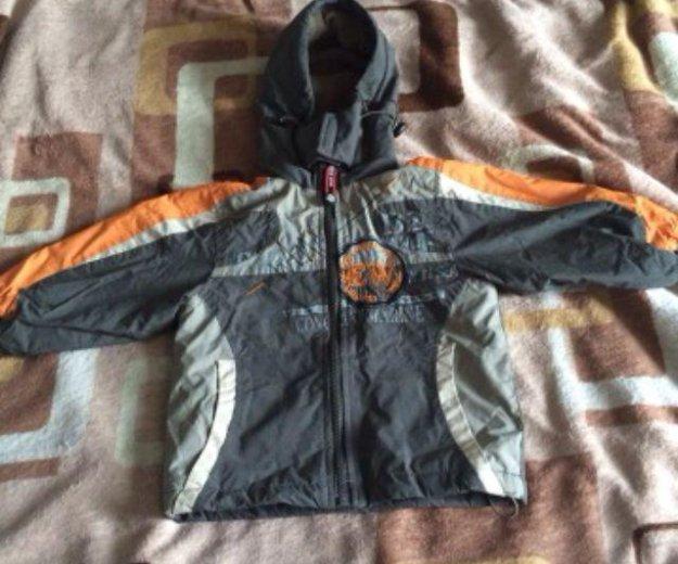 Куртка-ветровка для мальчика на 1-2 (86-92) года. Фото 3. Москва.