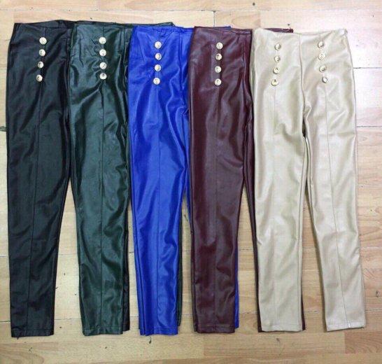 Новые брюки синие. Фото 1. Мурманск.