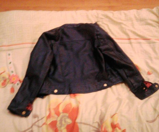 Кожанная куртка mexx. Фото 3. Сочи.