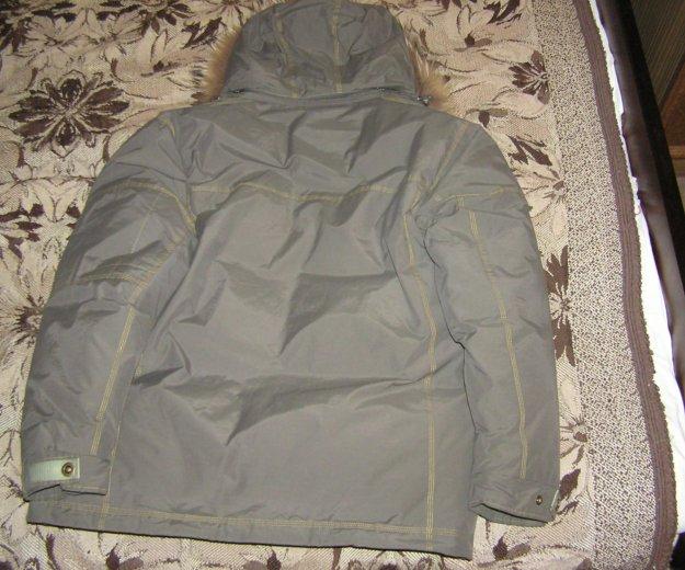 Зимняя куртка мужская. Фото 2. Москва.