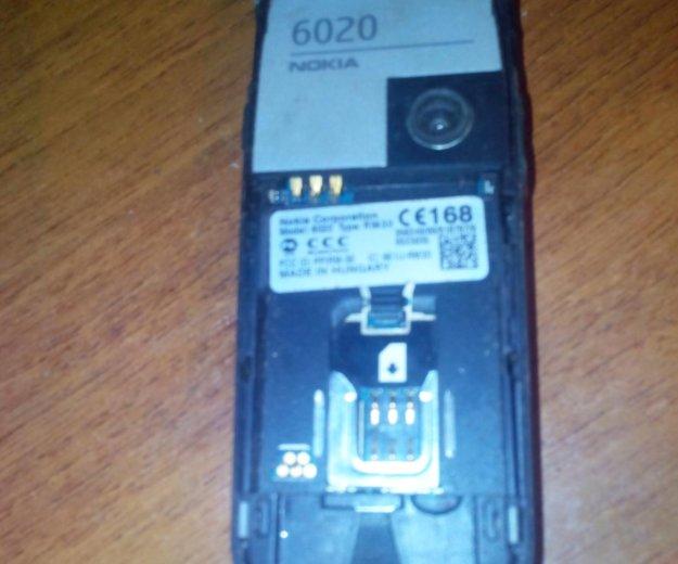 Nokia 6020. Фото 2. Кострома.