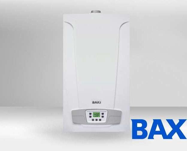 Новый газовый котёл baxi silver space 250 fi. Фото 1.