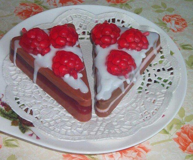 Мыло тортик. Фото 1. Москва.