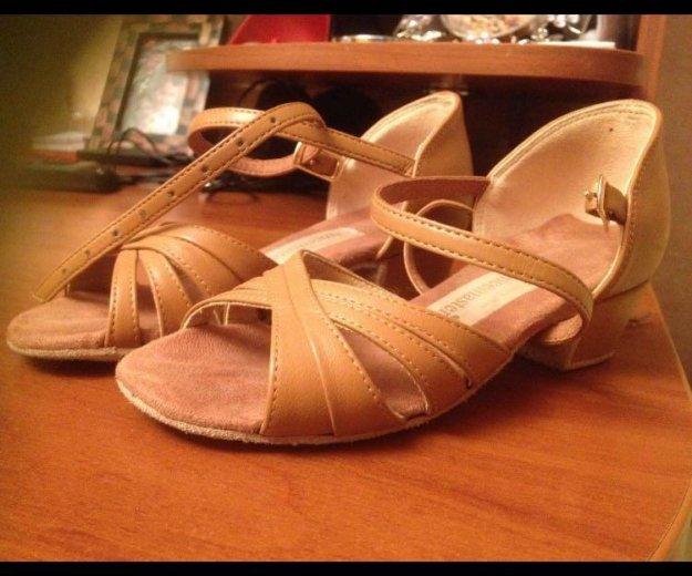 Туфли для бально- спортивных танцев 19 размер. Фото 2. Москва.