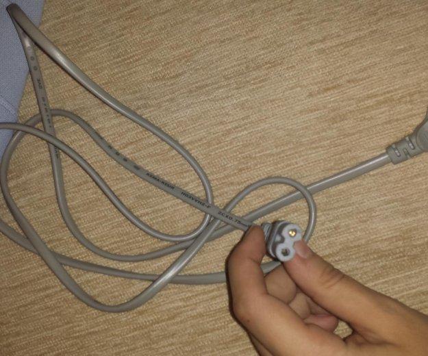Сетевой шнур для ноутбуков и радио.. Фото 4. Москва.