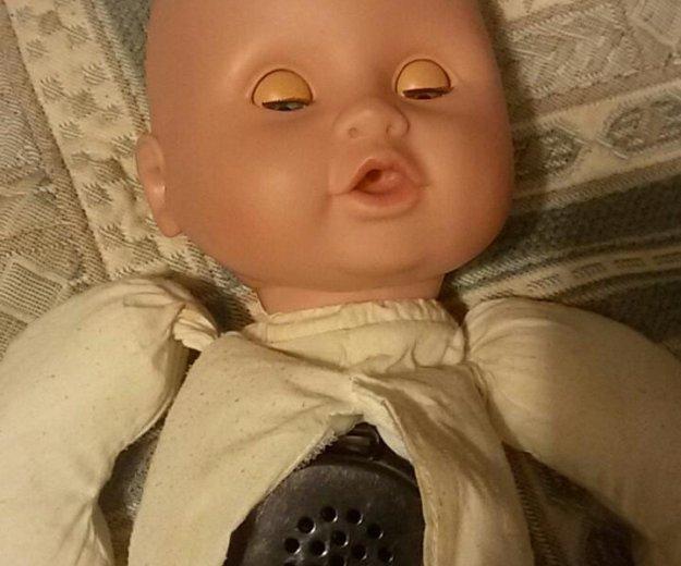 Кукла типа бейби бон с вещами. Фото 1. Одинцово.