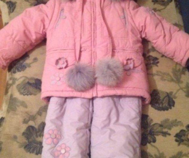 Зимний детский комбинезон. Фото 1. Тольятти.