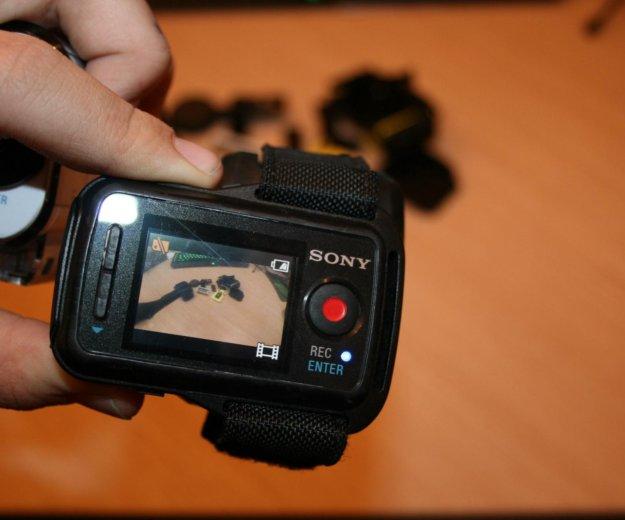 Экшн камера sony action cam hdr-as100v. Фото 2. Москва.