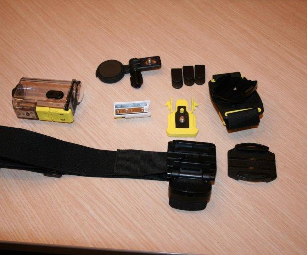 Экшн камера sony action cam hdr-as100v. Фото 3. Москва.