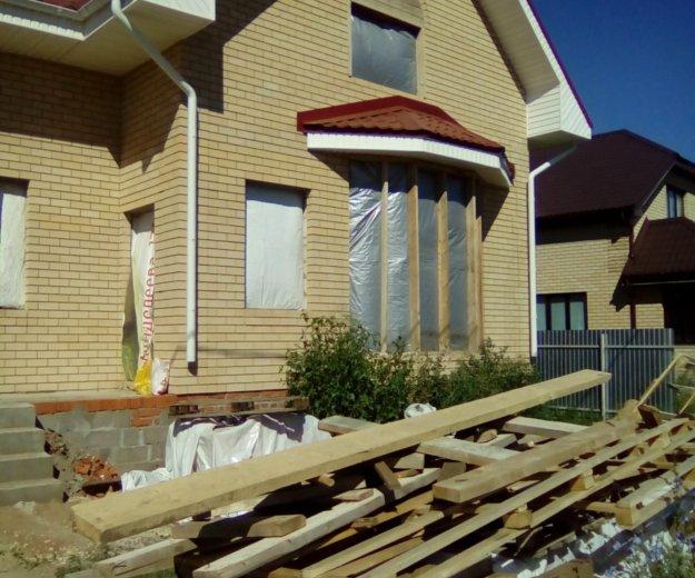 Строим дома из сруба и бруса. Фото 1. Набережные Челны.