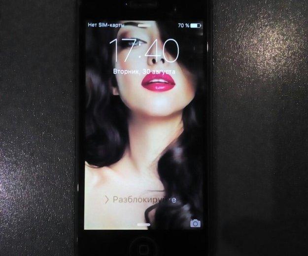 Iphone 5 16gb оригинальный!. Фото 1.