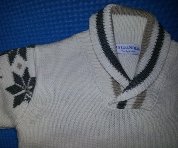 Джемпер / кофта / свитер детский, 68 размер. Фото 3. Москва.