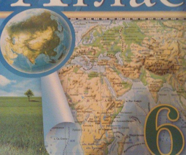 Атлас по географии для 6 классов. Фото 1. Санкт-Петербург.