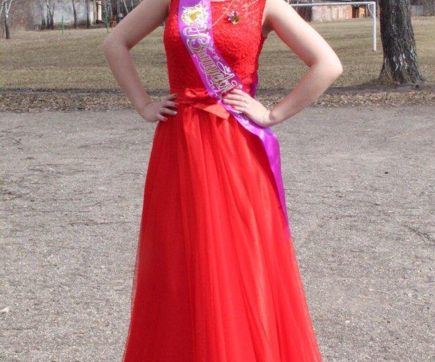 Выпускное платье. Фото 1. Раменское.