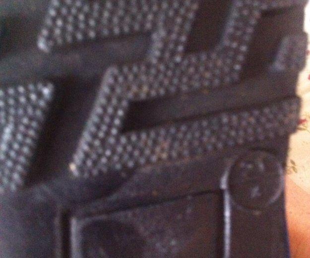 Резиновые сапоги утепленные 21 размер. Фото 4. Котельники.