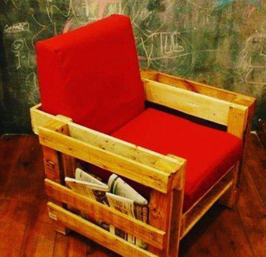 Кресло в стиле лофт. Фото 2. Ростов-на-Дону.