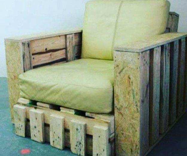 Кресло в стиле лофт. Фото 3. Ростов-на-Дону.