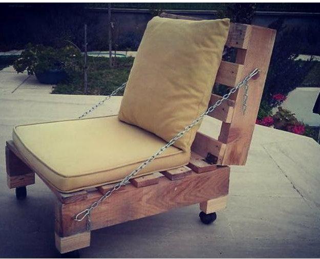 Кресло в стиле лофт. Фото 4. Ростов-на-Дону.