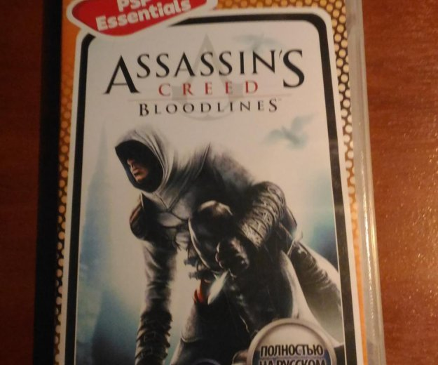 Игра для psp  assasin's creed bloodlines. Фото 1. Москва.