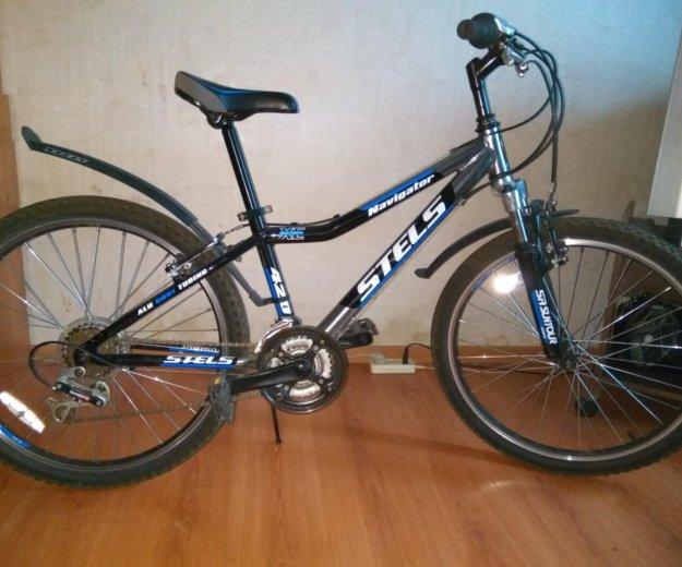 Велосипед подростковый stels navigator 420. Фото 1. Королев.