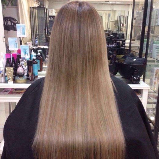 Ботокс для волос в салоне. Фото 3. Москва.