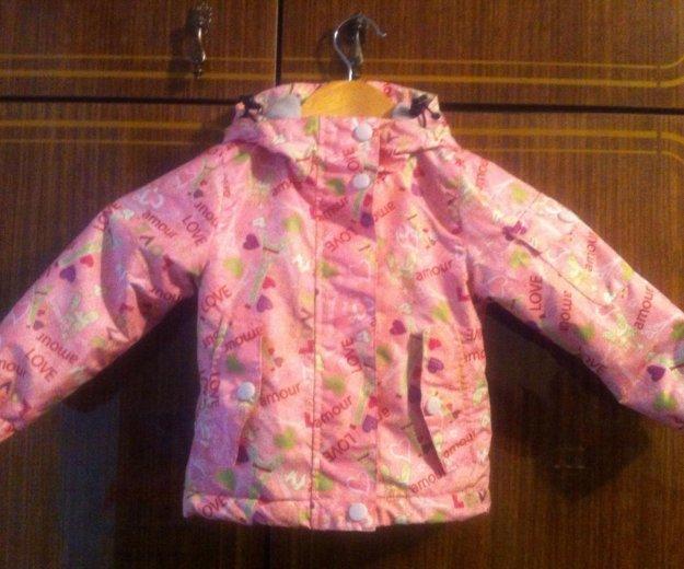 Детская курточка. Фото 3. Москва.