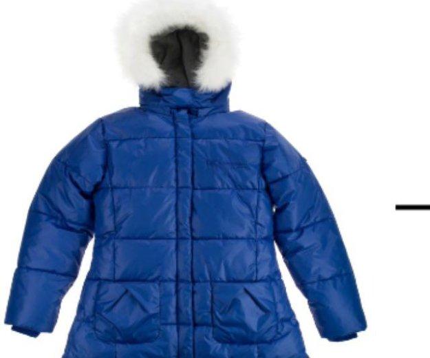 Пальто для девочки. Фото 2. Москва.