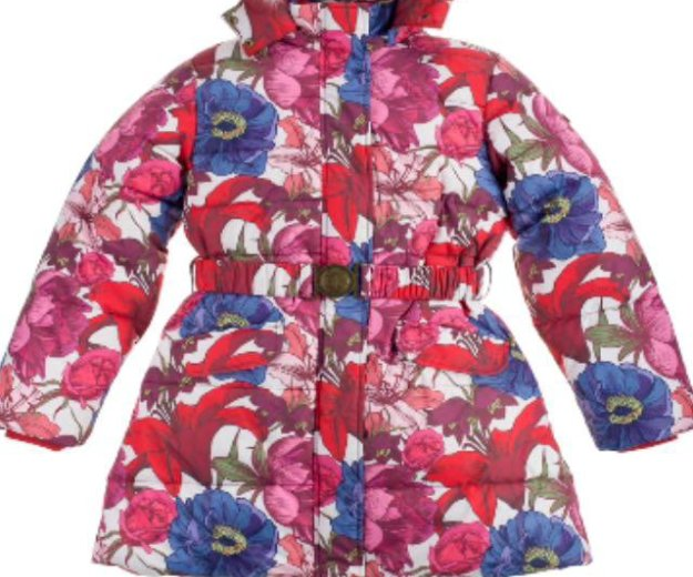 Пальто для девочки. Фото 1. Москва.