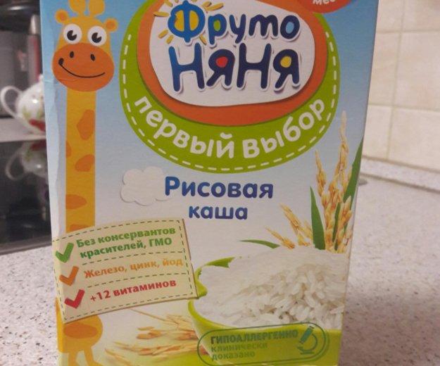 Рисовая каша безмолочная. Фото 1. Москва.