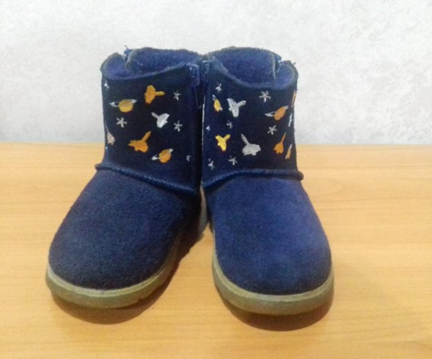 Зимние ботинки. Фото 1. Мурманск.
