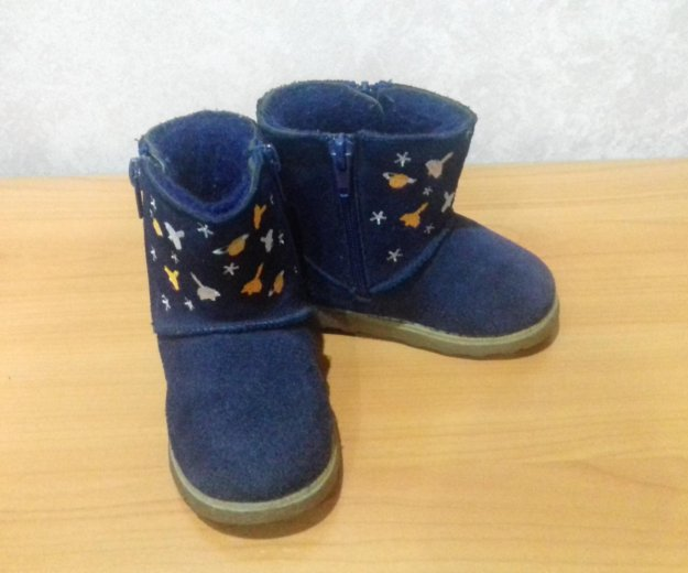 Зимние ботинки. Фото 3. Мурманск.