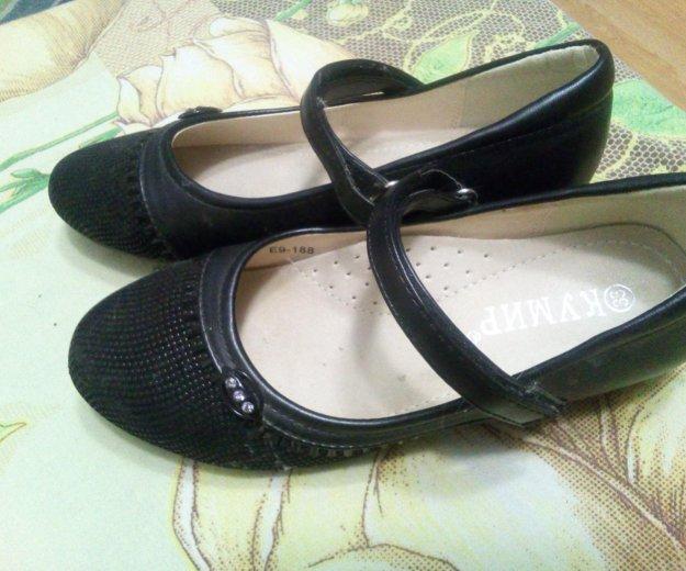 Туфли для девочки. Фото 1. Елизаветинская.