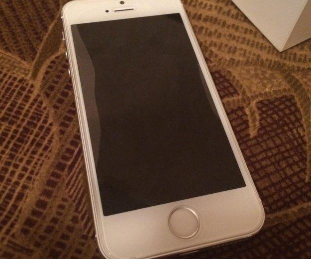 Iphone 5s новый. Фото 1.
