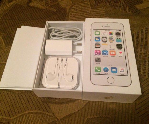 Iphone 5s новый. Фото 3.