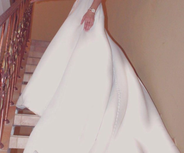Свадебное платье. Фото 2. Башмаково.