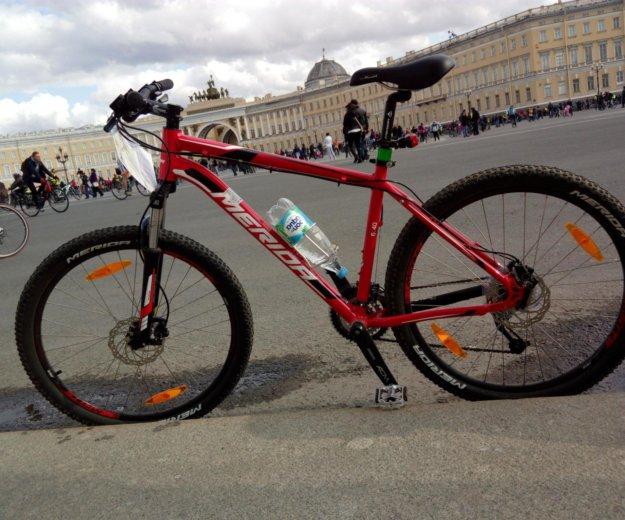 Горный велосипед merida matt's 6.40d. Фото 1. Санкт-Петербург.
