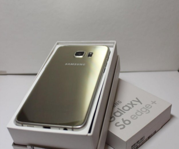 Samsung galaxy s6 adge plus 32gb. Фото 1.