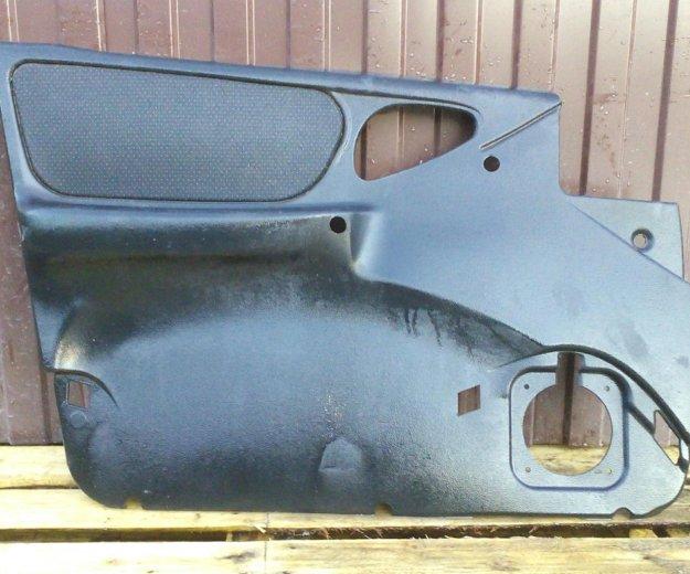 Передние обшивки дверей шевроле нива niva. Фото 1. Сыктывкар.