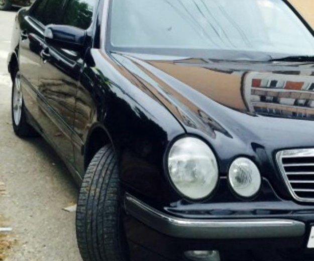 Mercedes-benz e 210. Фото 1. Буйнакск.