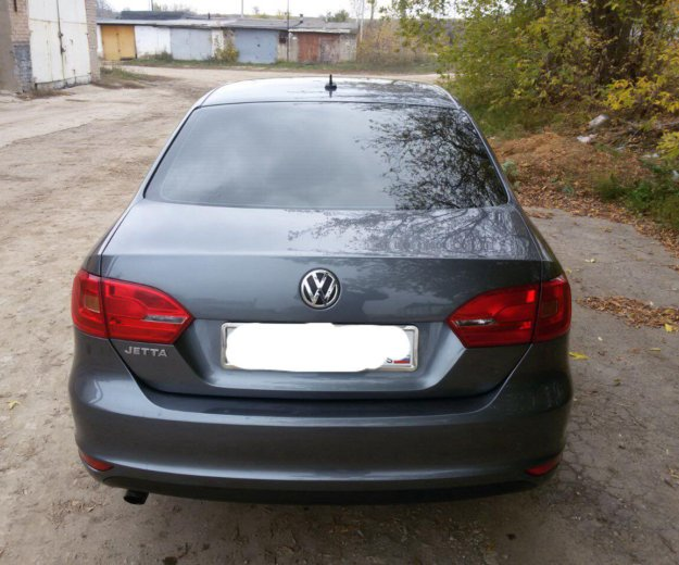 Volkswagen jetta. Фото 3.