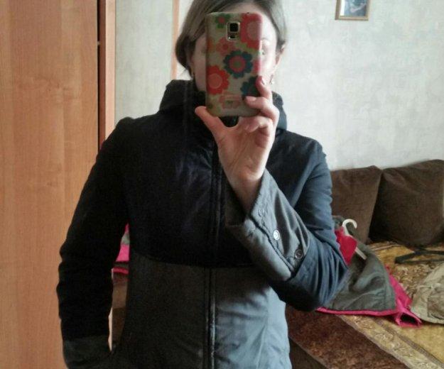Демисезонное пальто. Фото 1. Новосибирск.